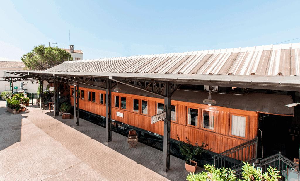 El Vagón de Beni: Una propuesta gastronómica con aires románticos 1
