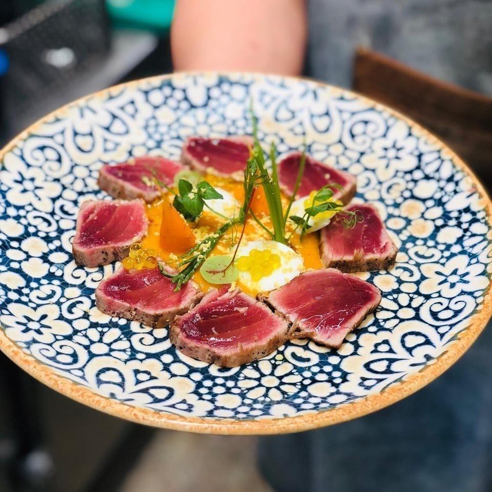 Restaurantes en los mercados: Quim de la Boquería en Barcelona 3