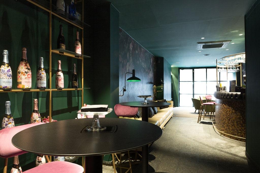 Sala Accés Restaurantes de lujo 2020