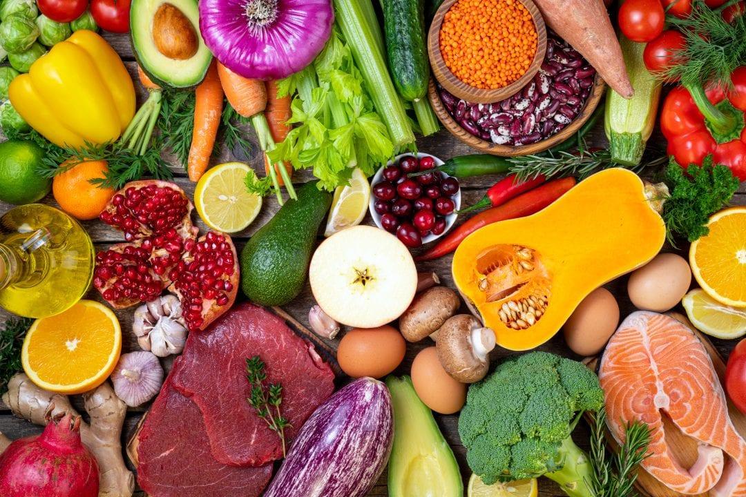 Selección productos saludables tendencias 2021