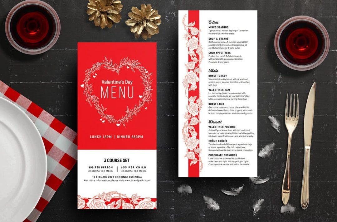 San Valentín 2021: 8 ideas de gastromarketing digital para tu restaurante. 7