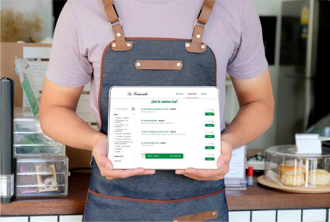 Aumenta las ventas en tu restaurante con tu carta digital. 1