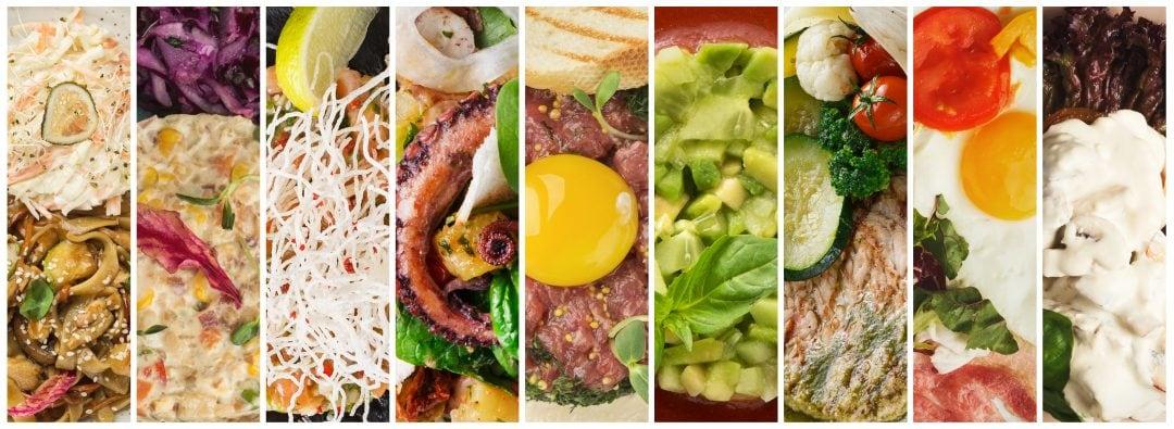 Cabecera carta digital restaurante