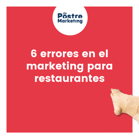 6 errores de marketing