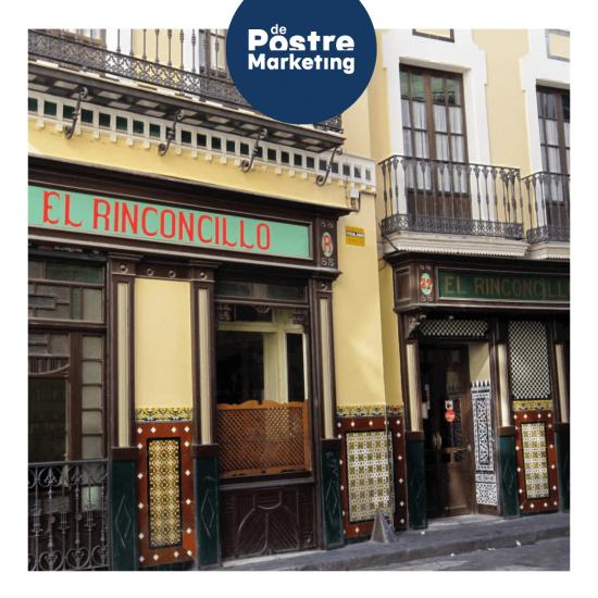 Portada El Rinconcillo de Sevilla