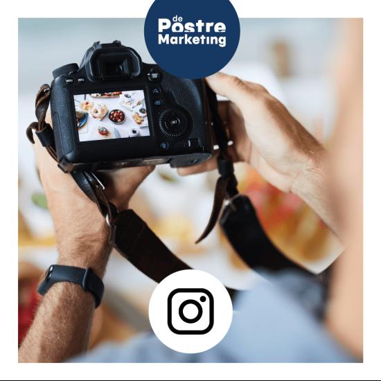 Promociona tu restaurante en instagram web